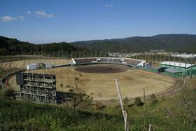 高知県立室戸広域公園野球場(マリン球場)│室戸の田舎暮らし移住