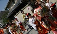 吉良川のひな祭り