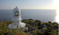光量日本一の灯台