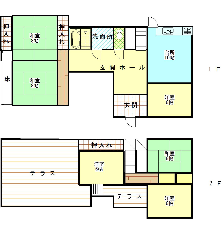 室戸岬町 売却物件(B1)