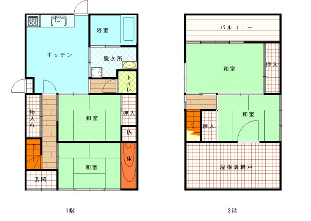 室戸岬町 売却物件(B20)