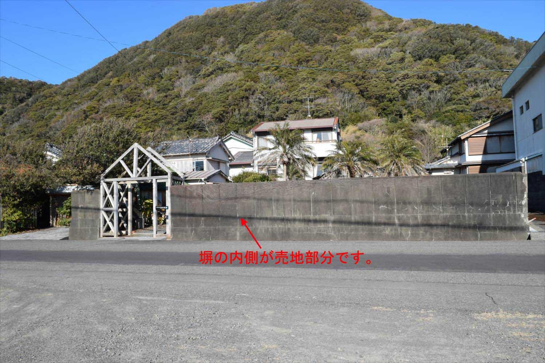 室戸岬町 売却土地(B23)