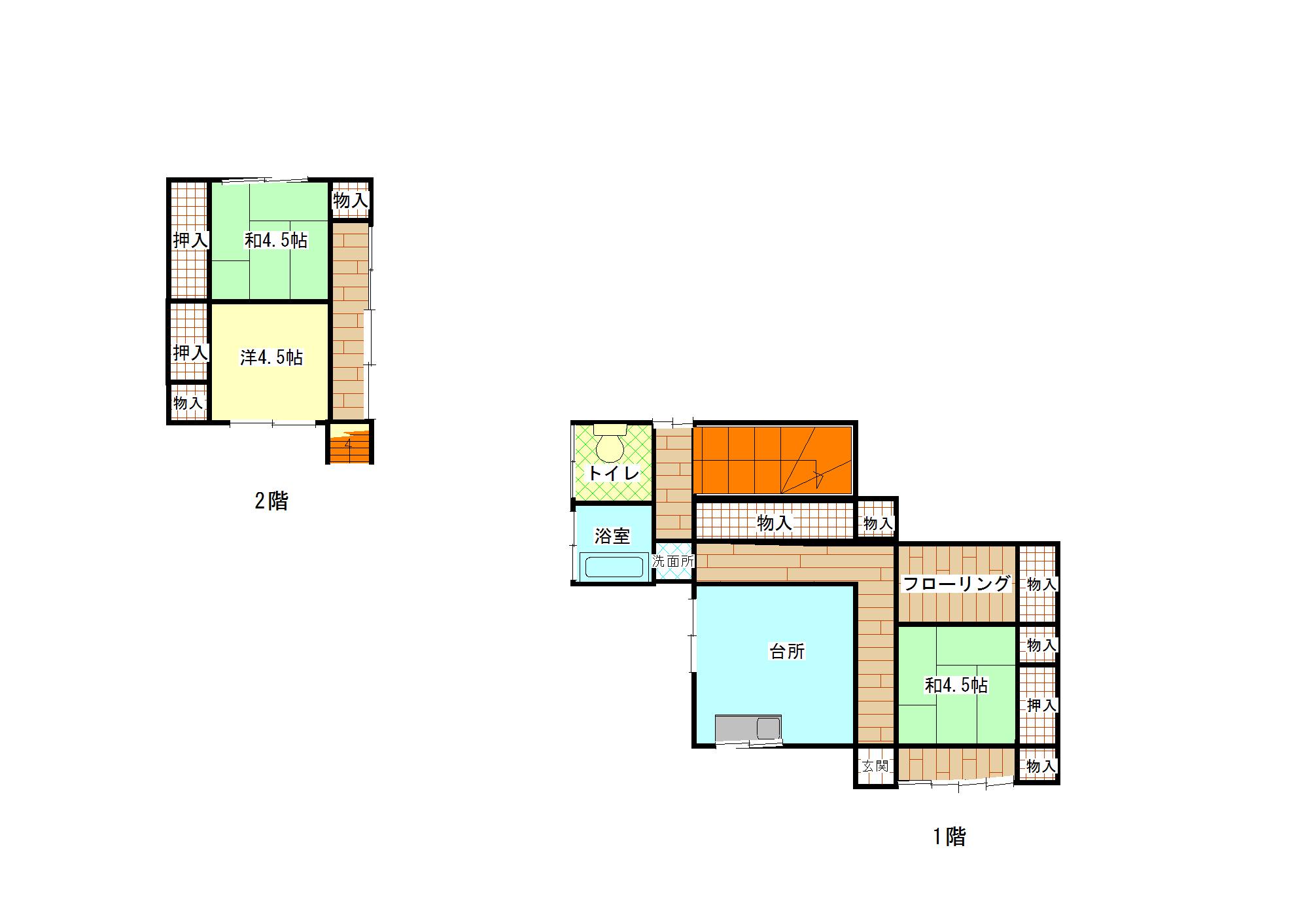 室戸市 室津 賃貸物件(A15)