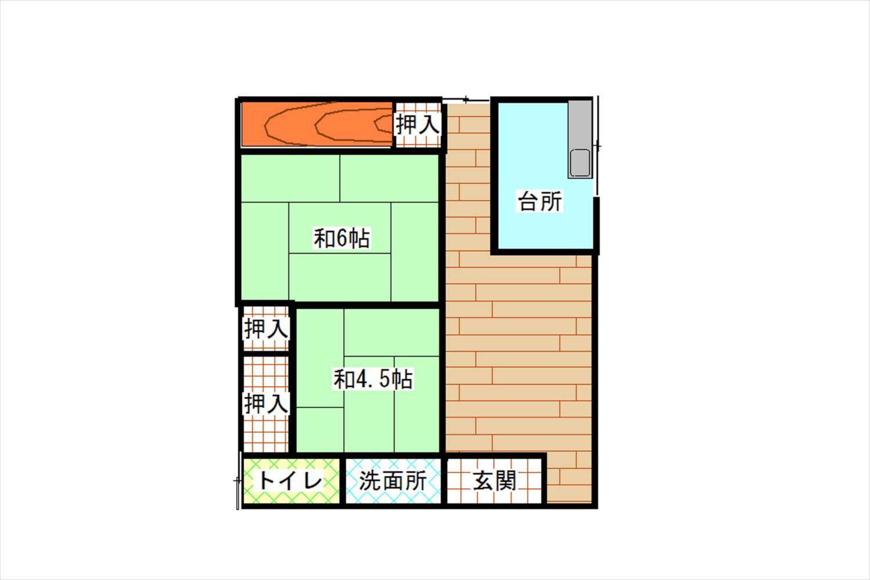 室戸岬町 賃貸・売却物件(AB19)