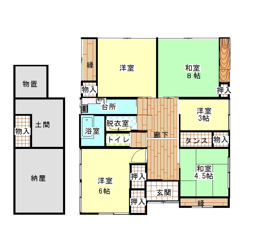 室戸市 室津 賃貸・売却物件(AB24)