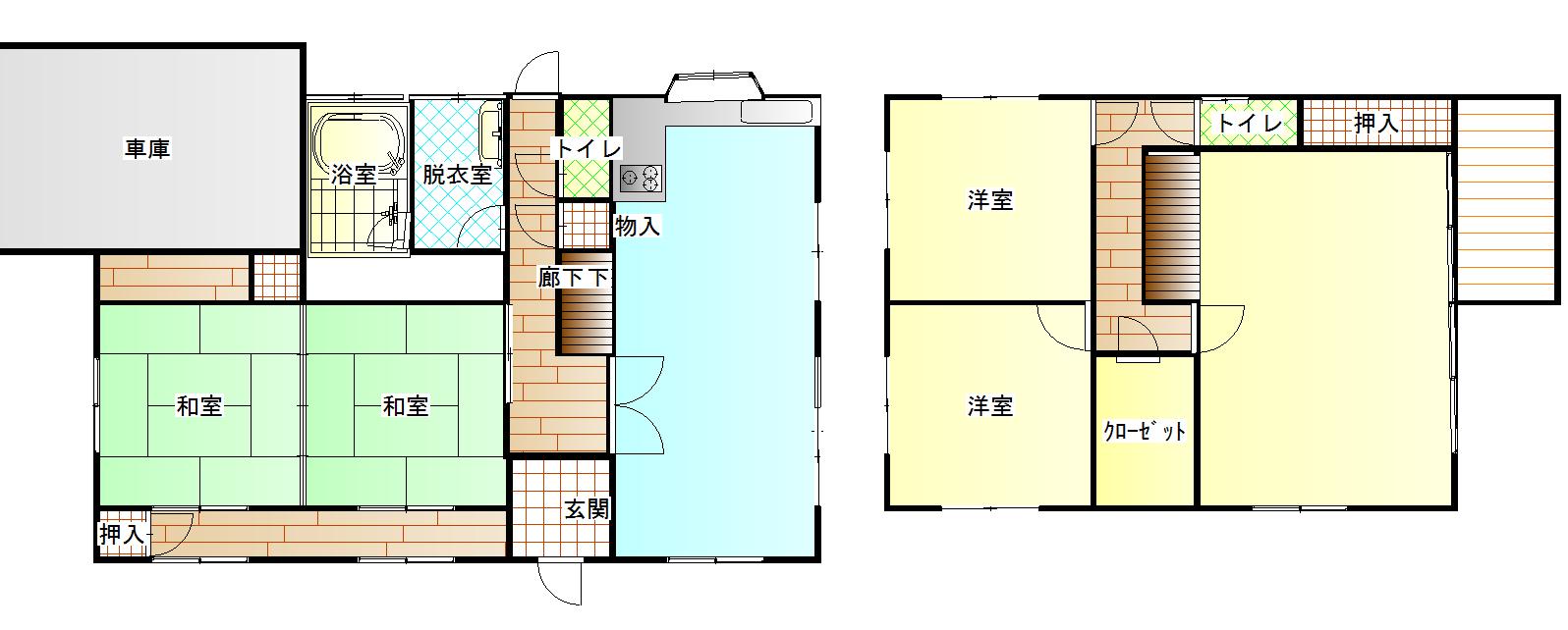 佐喜浜町 売却物件(B30)