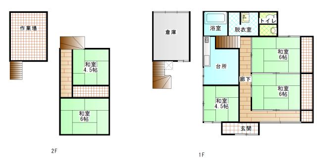 佐喜浜町 売却物件(B31)