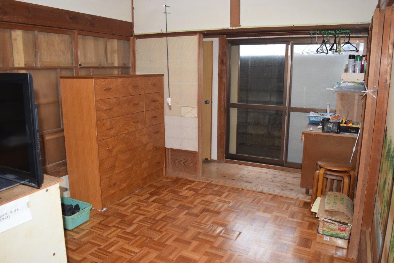 【要小規模改修】室戸岬町(東側) 売却物件(B16)