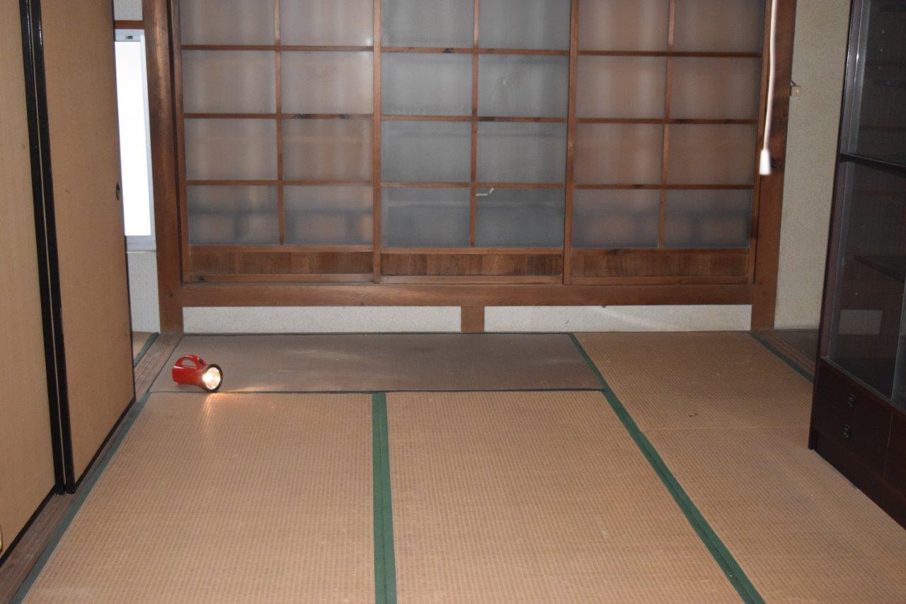 【要大規模改修】吉良川町 賃貸・売却物件(AB43)