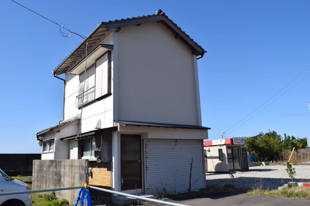 【要大規模改修】吉良川町 賃貸・売却物件(AB47)